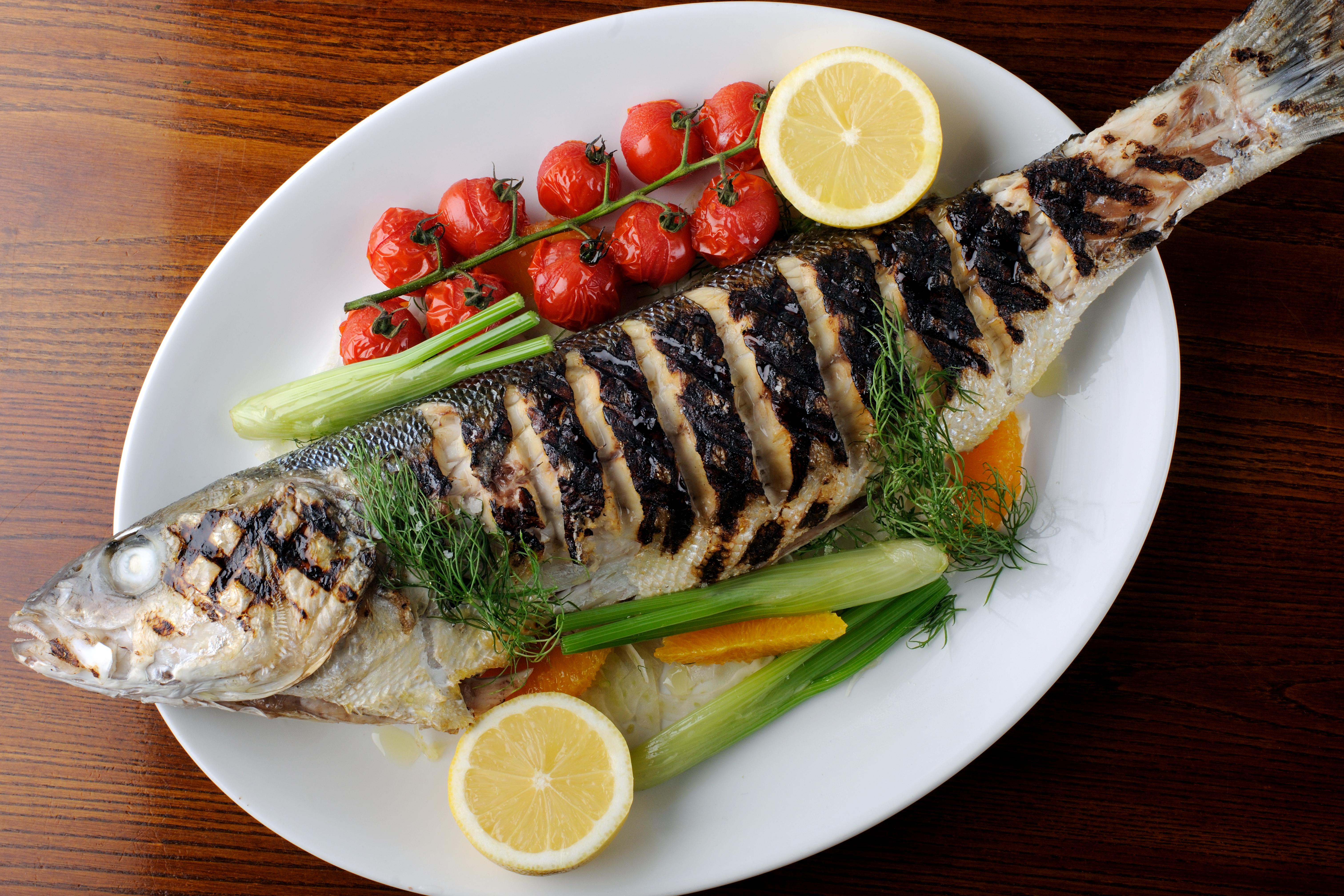 Sea fish cooking recipes