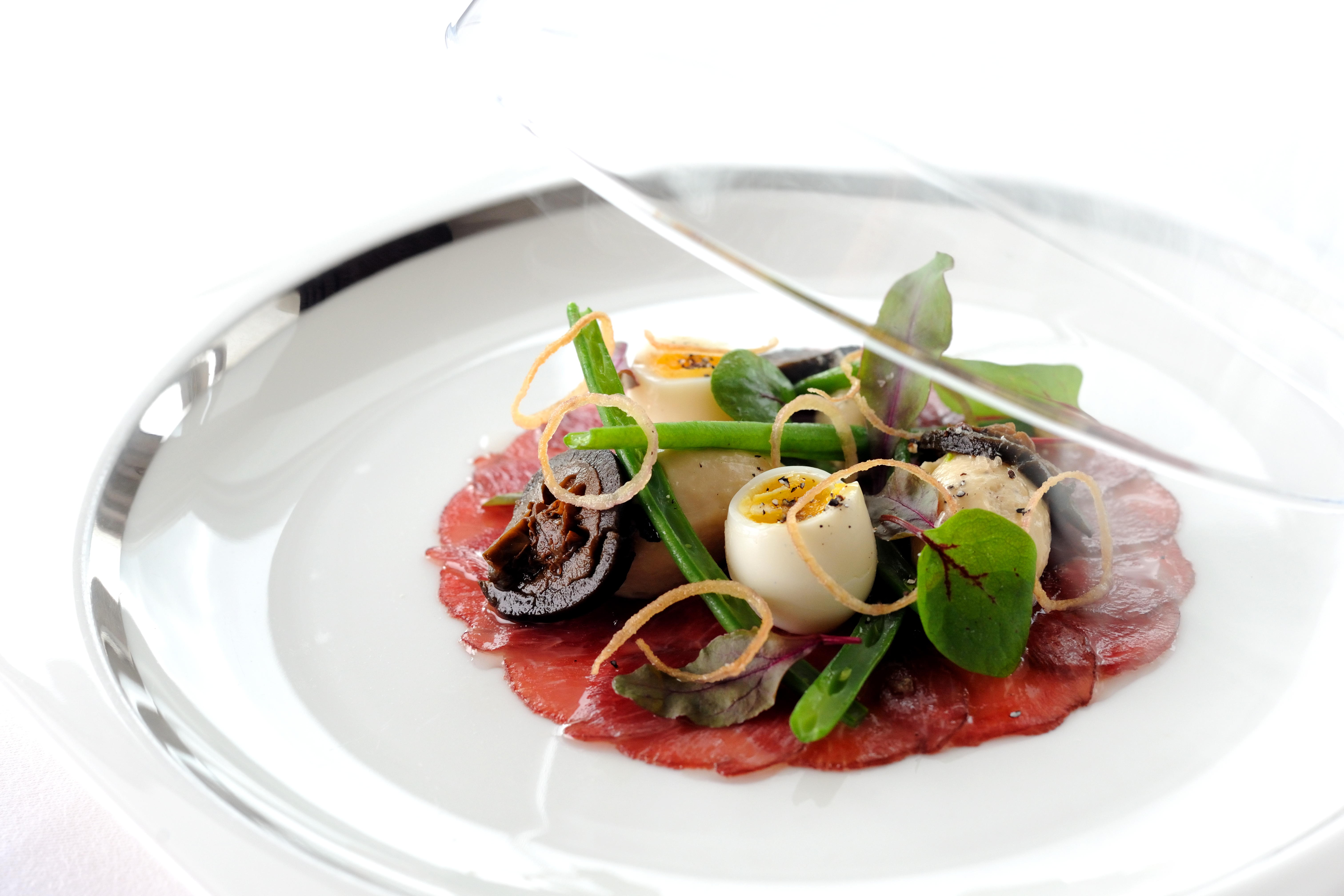 Recipes Carpaccio