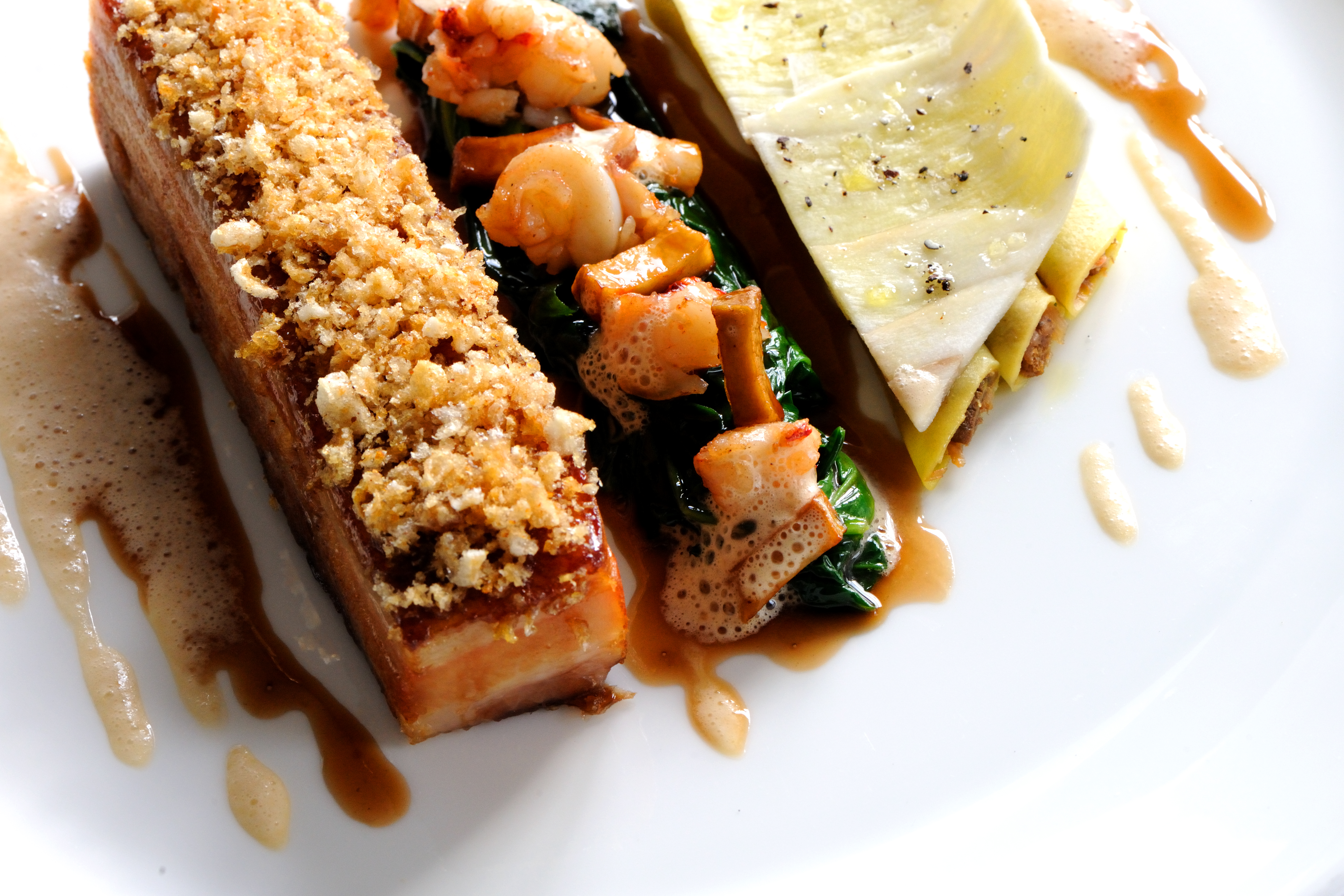 Pork with dates and five spice recipe great british chefs forumfinder Images