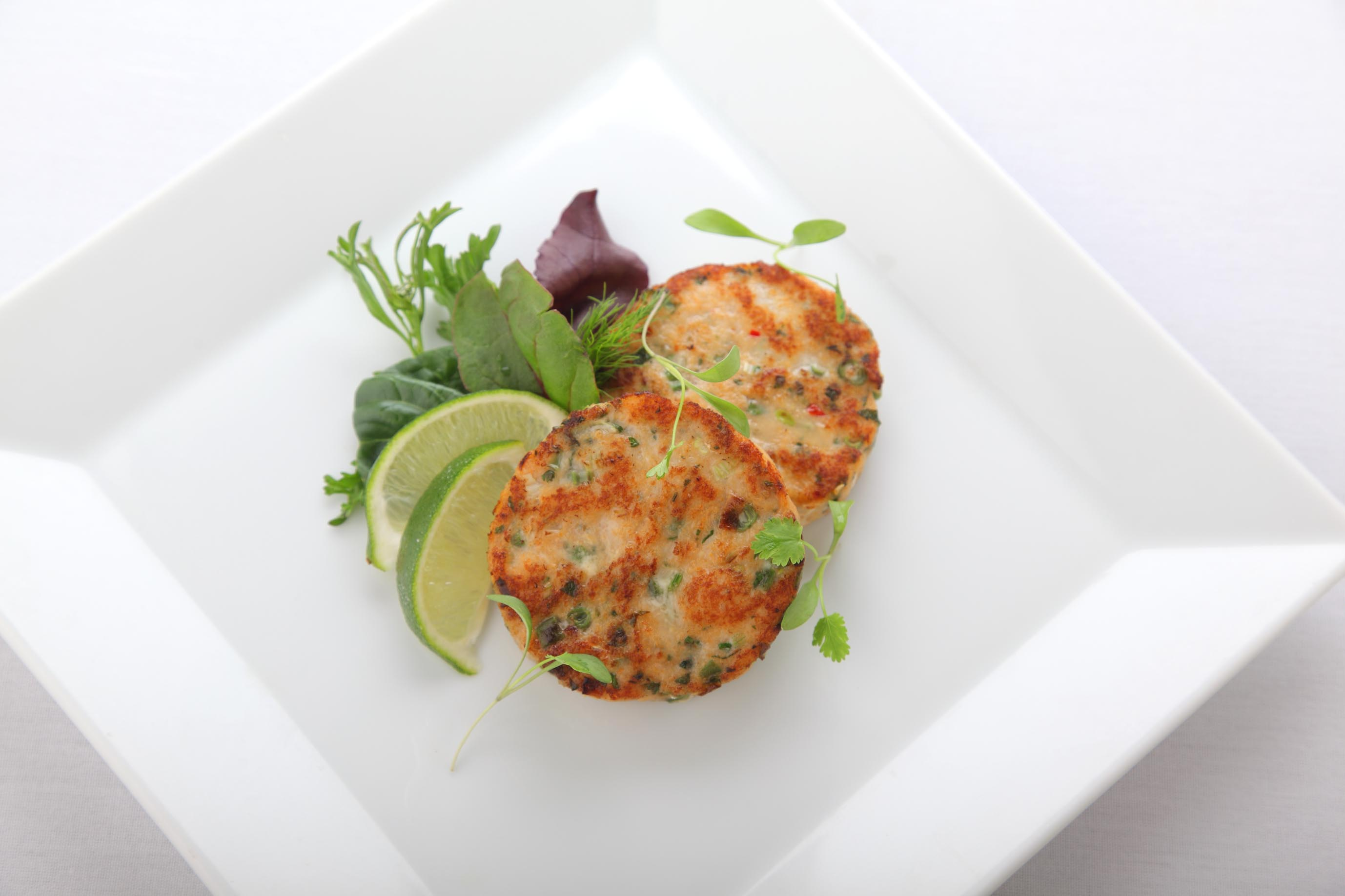 Fish Cakes Using Canned Tuna