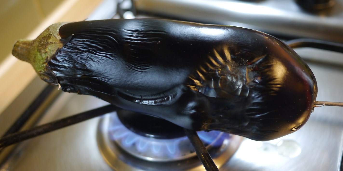 How to cook aubergine