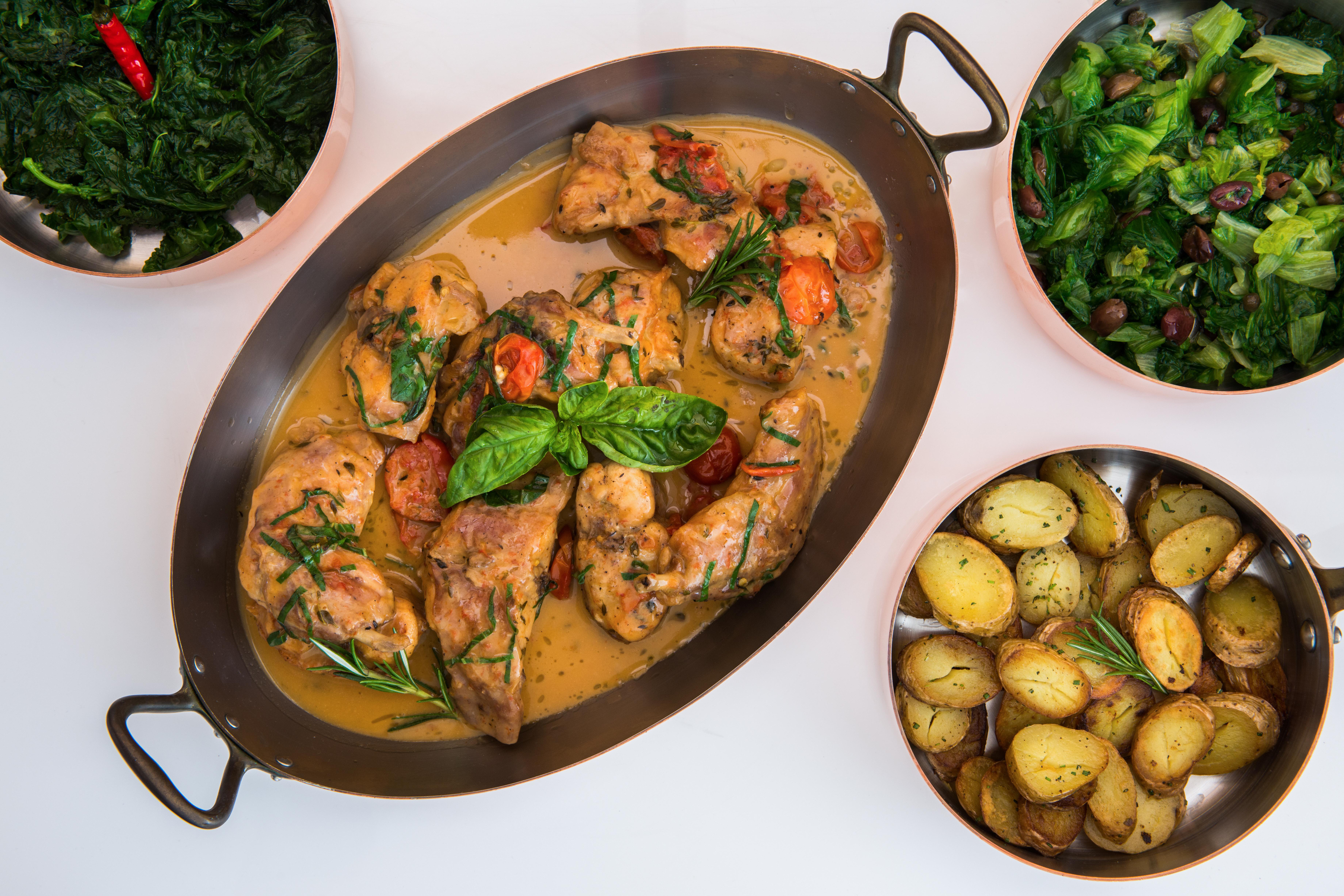 Italian Dinner Party Menu Ideas Part - 44: Great Italian Chefs