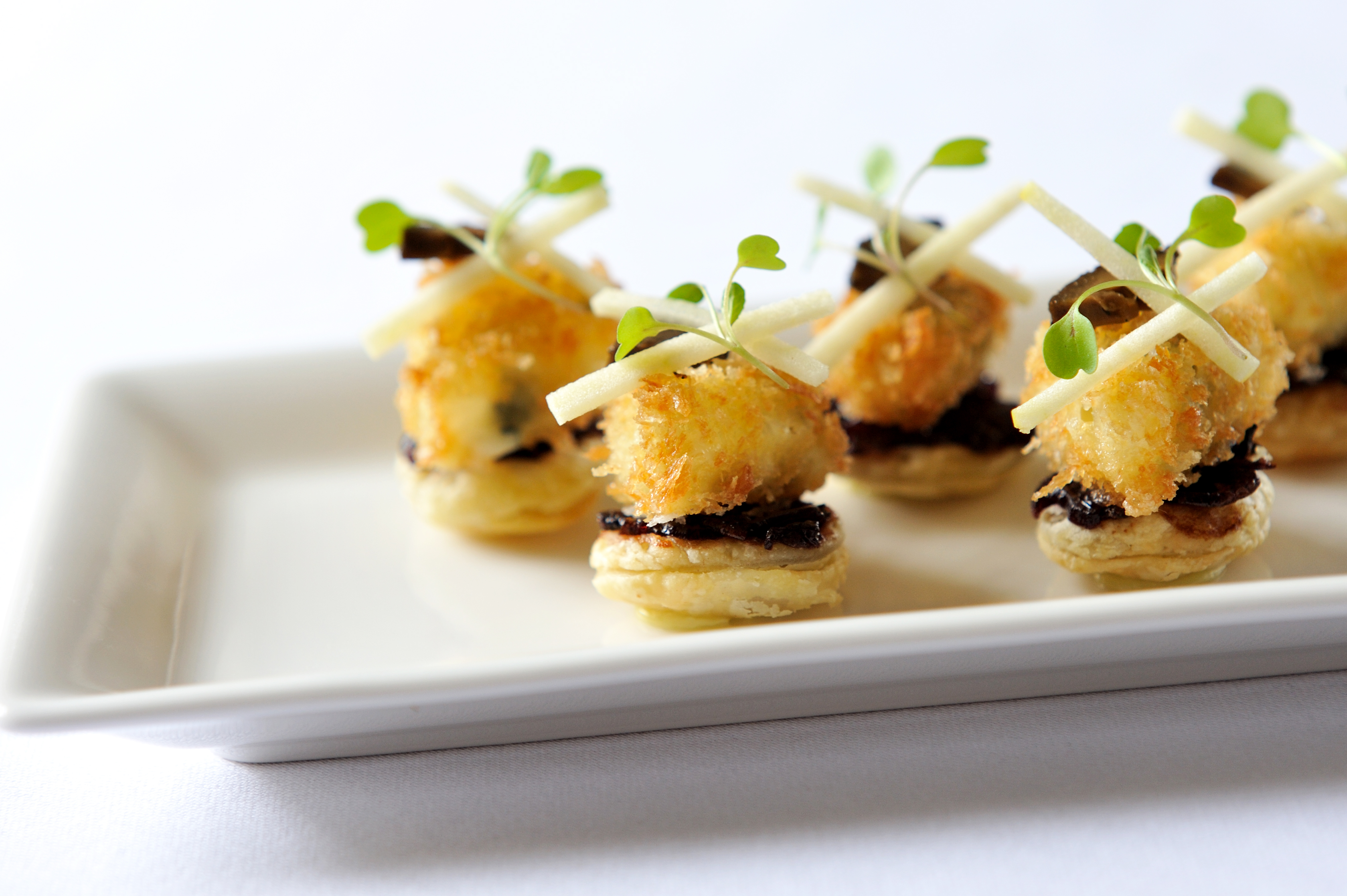 Canap recipes great british chefs forumfinder Images