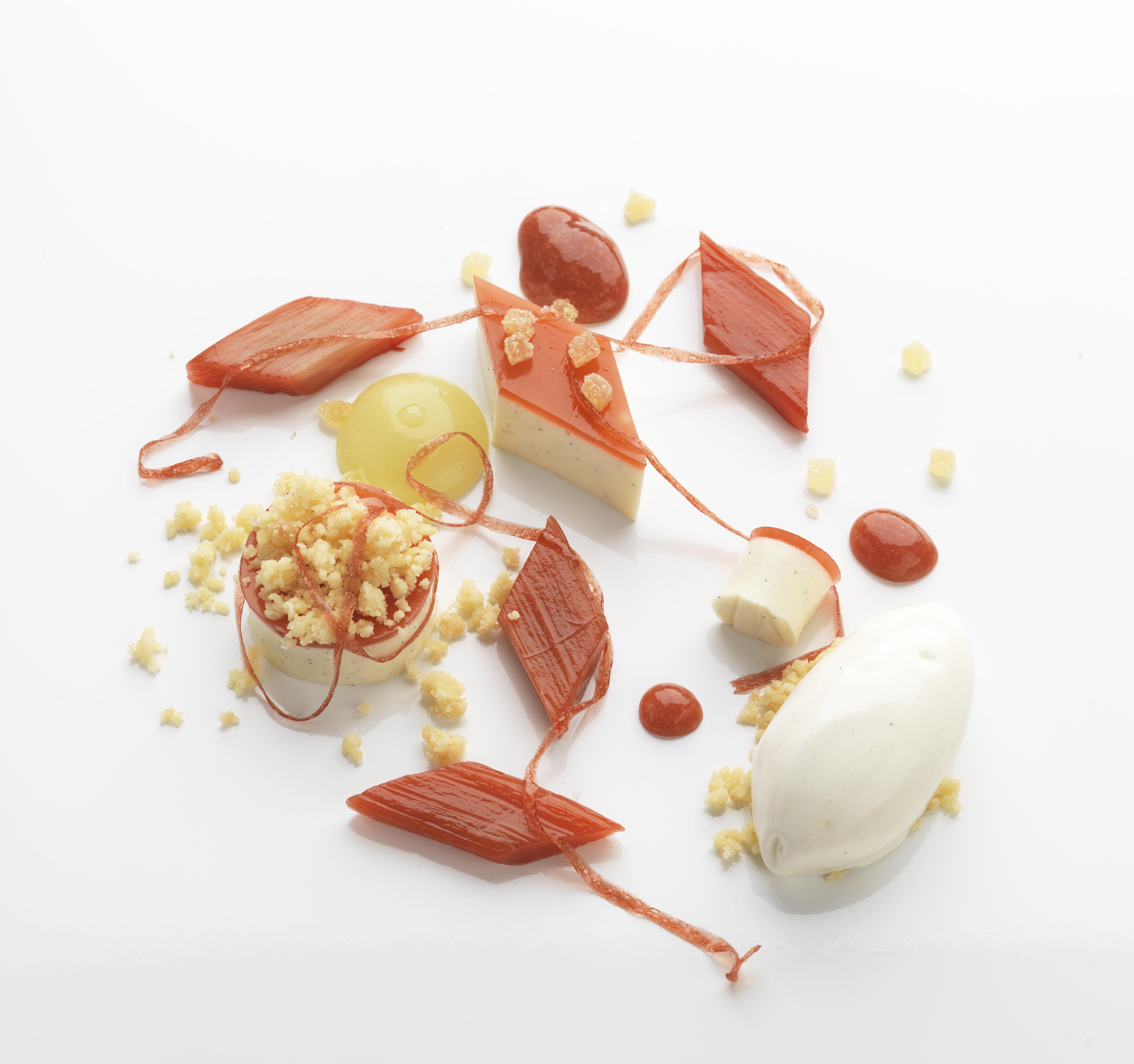 Michelin Star Desserts Great British Chefs