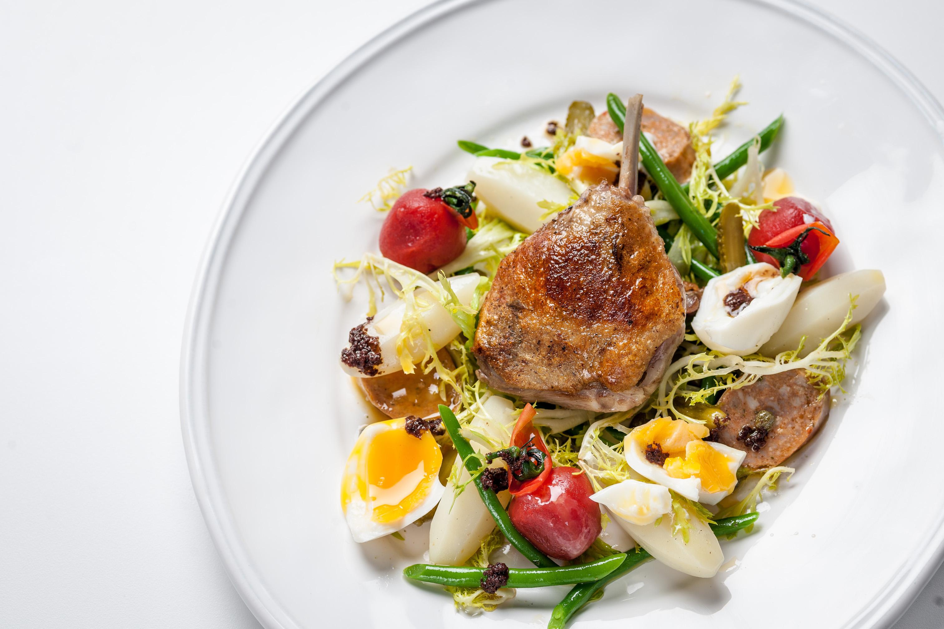 Salad recipes great british chefs forumfinder Gallery