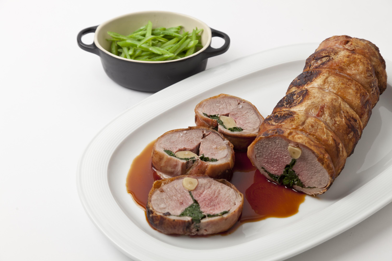 Lamb Saddle: Cooking Recipes 82