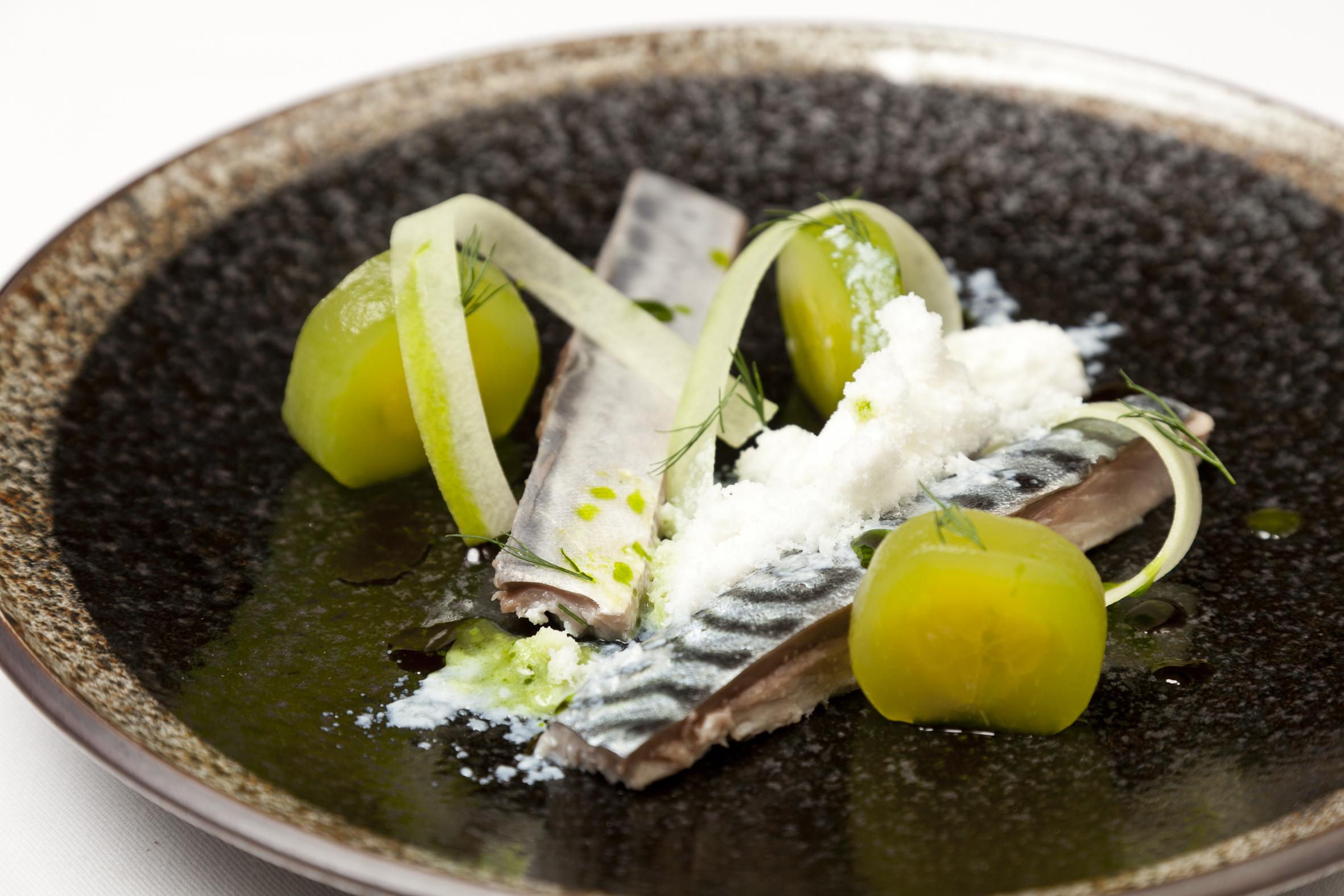 Recipe for picking mackerel