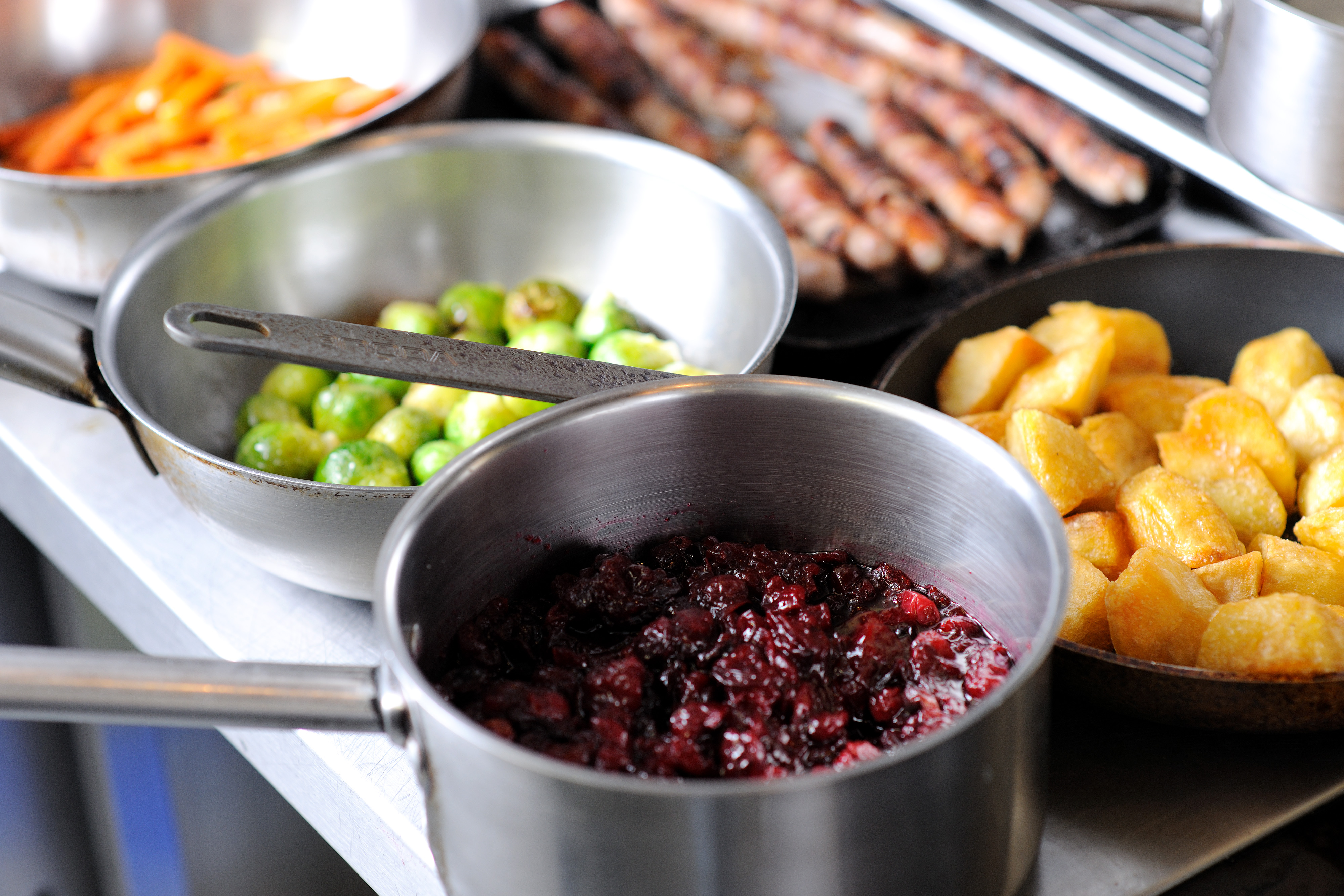 Christmas Side Dish Recipes - Great British Chefs