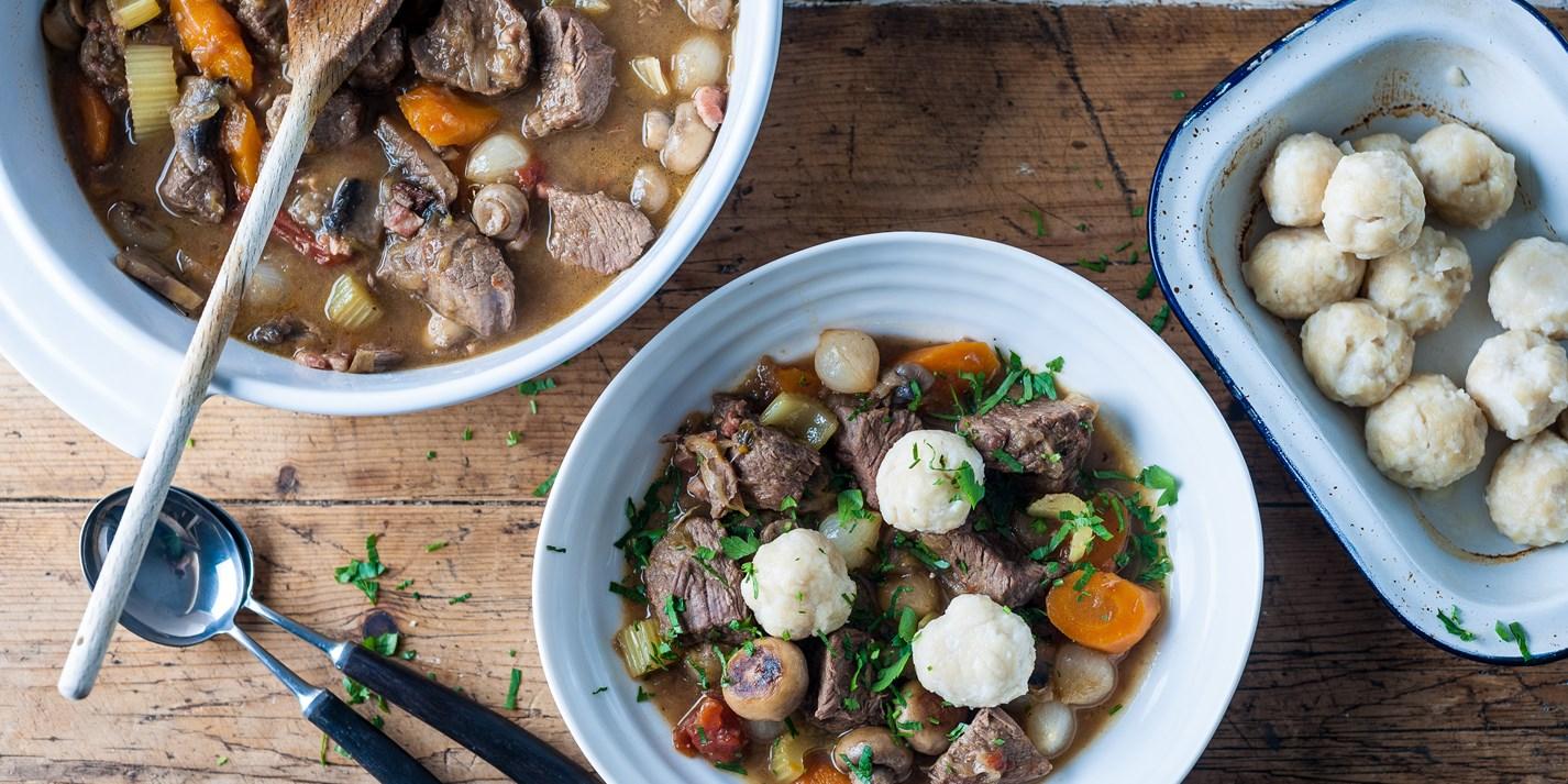 Stew recipes: Fish, Beef, Lamb, Quorn
