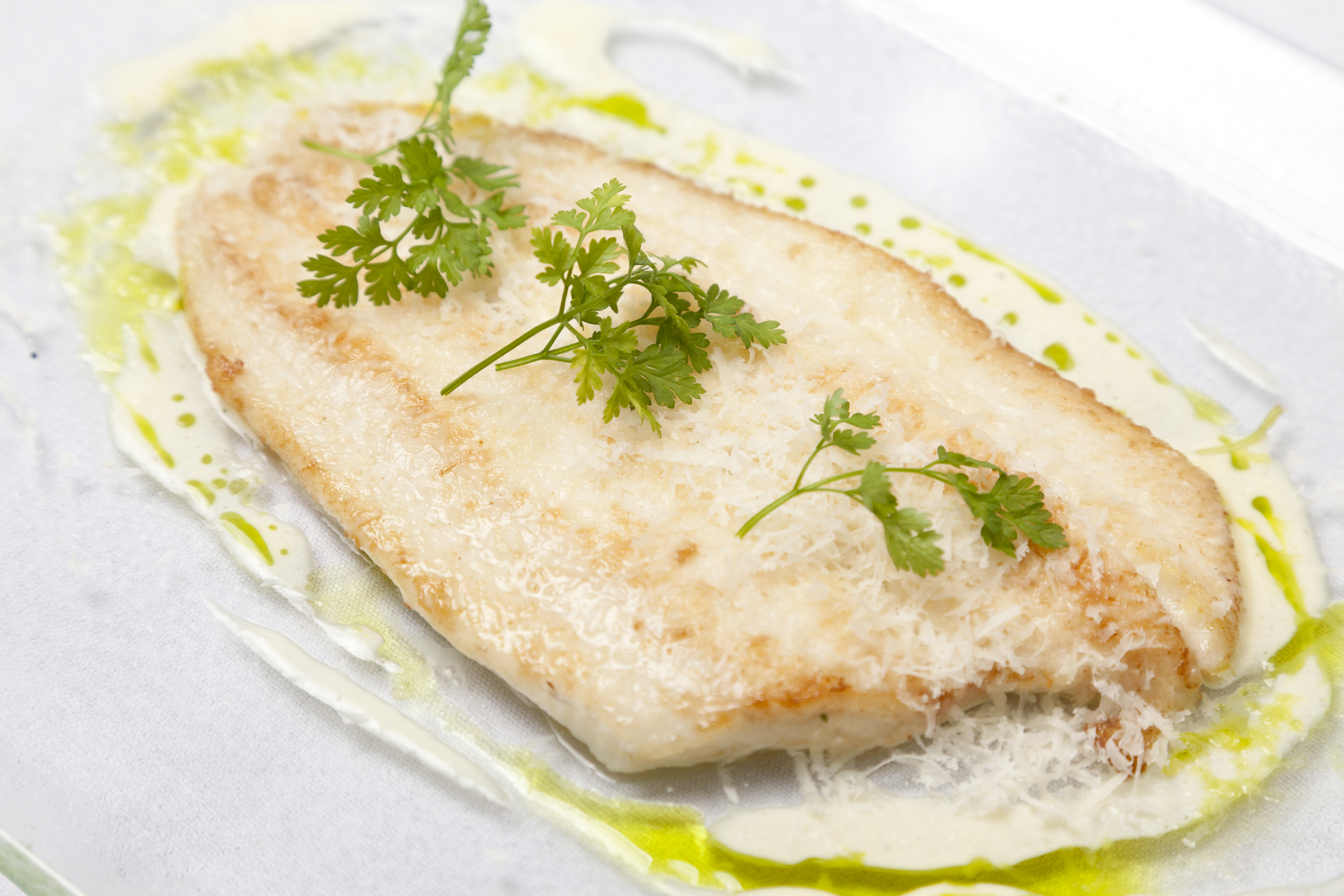 how to prepare sole fillets