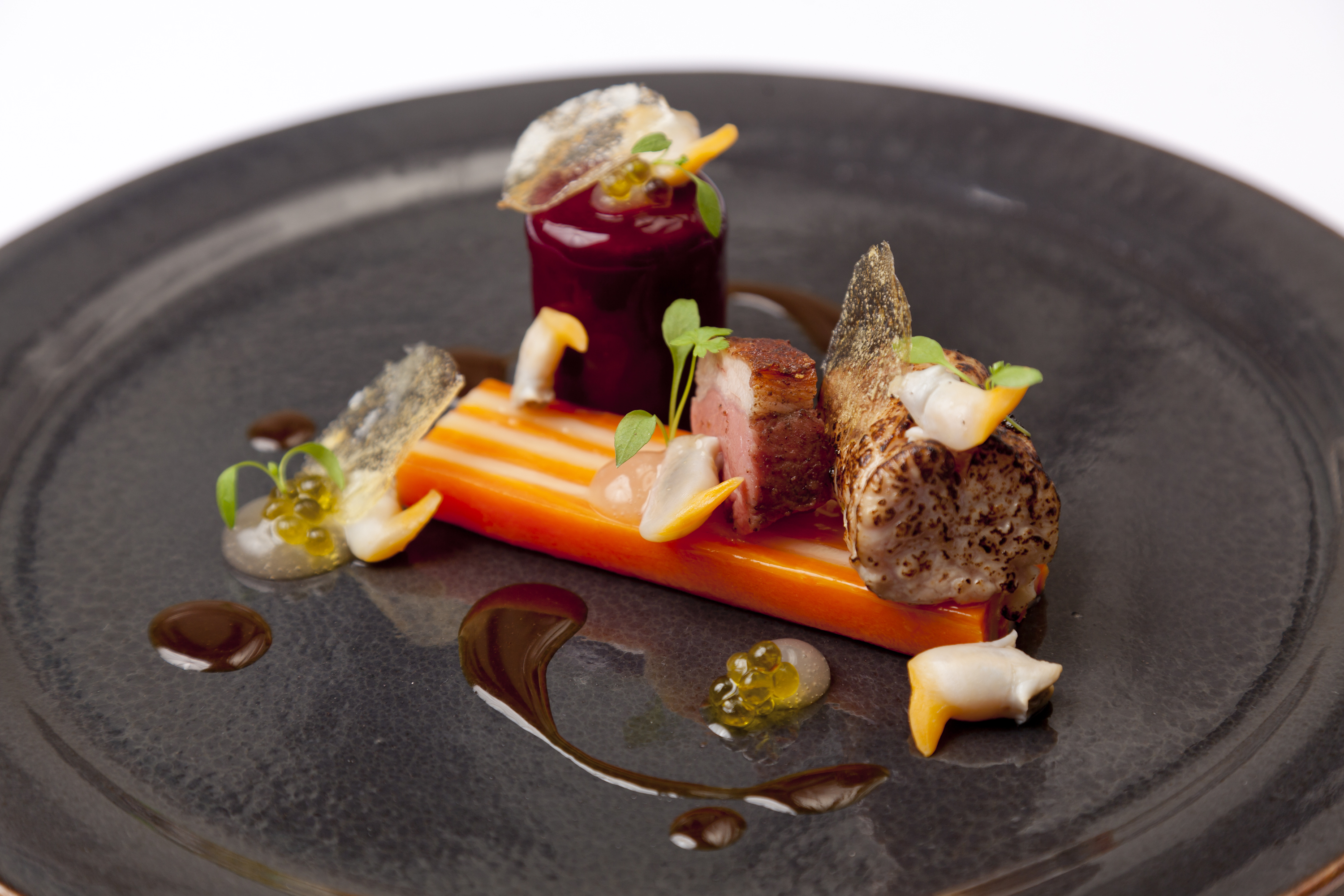 Herb crusted lamb chump recipe great british chefs forumfinder Images