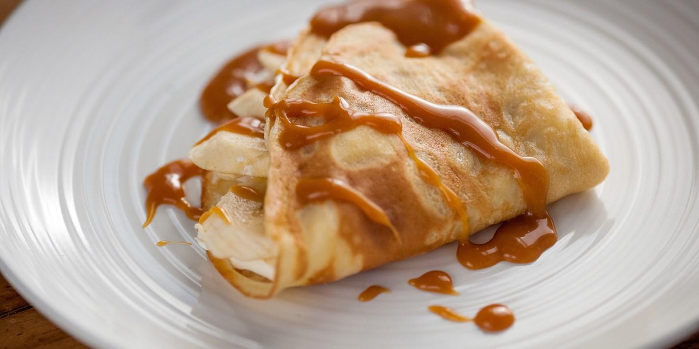 Pancake recipes and Crepe recipes