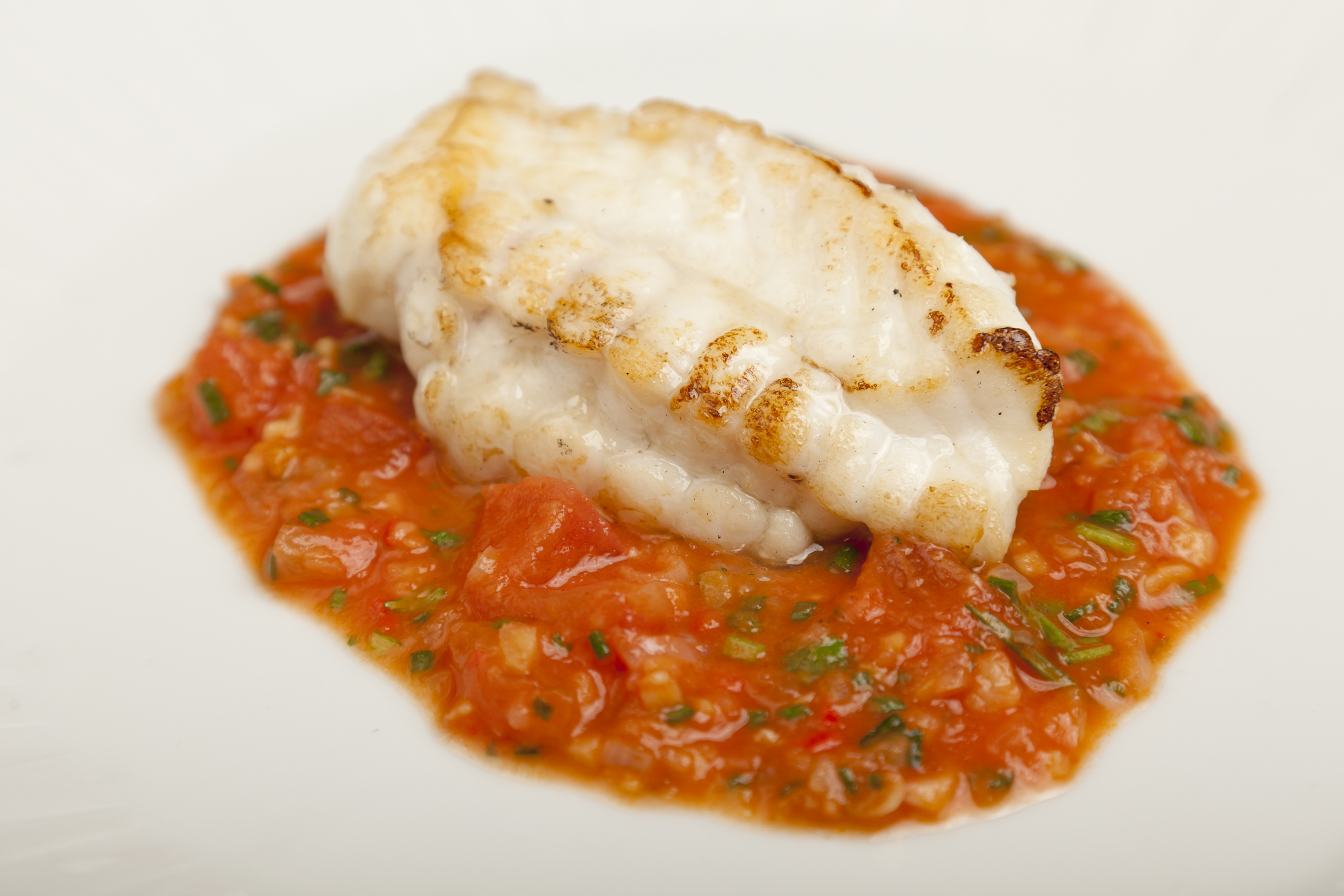 How to remove the skin from monkfish tails - Great British Chefs for Monk Fish Cooked  110yll