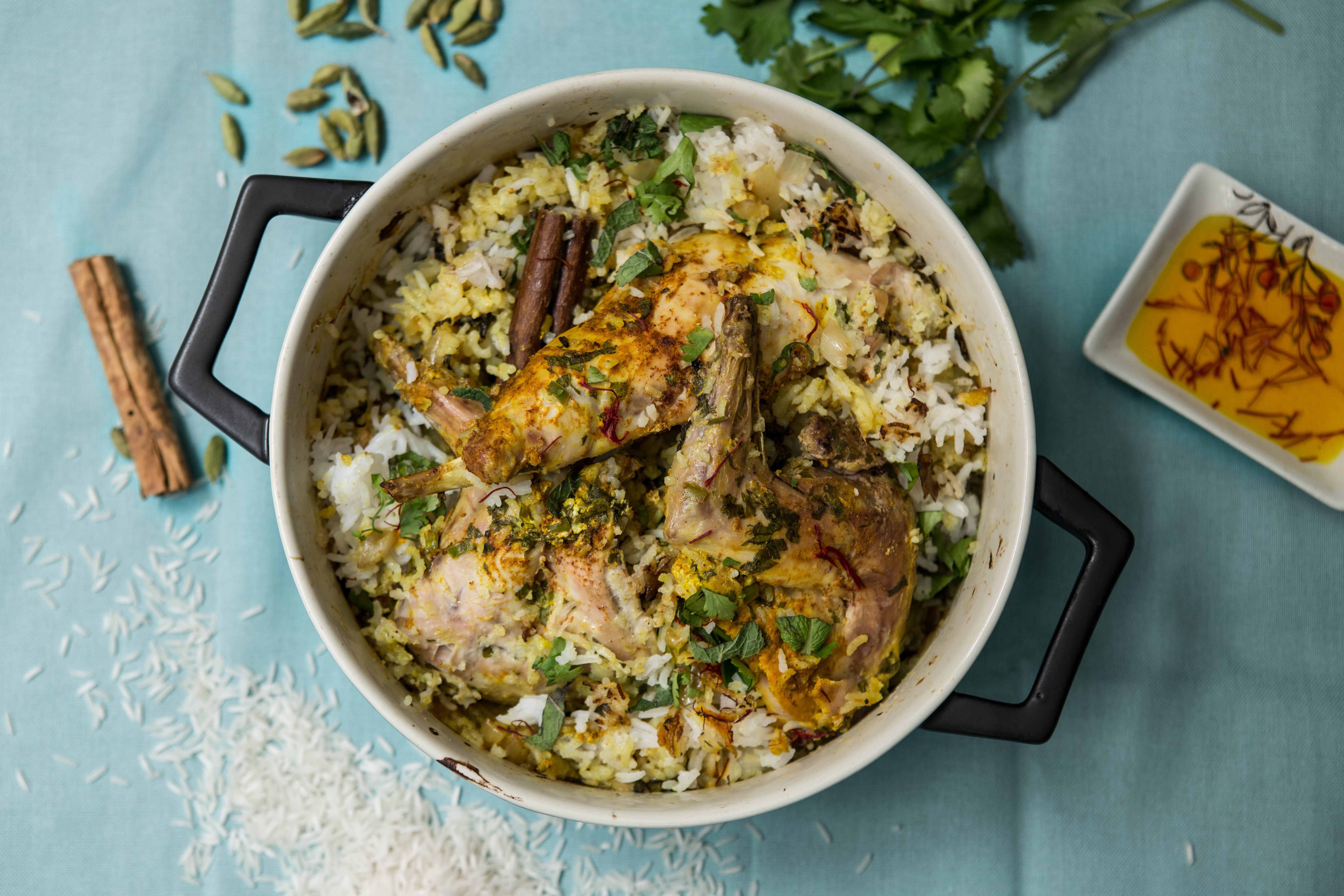 How to make egg fried rice great british chefs ccuart Images