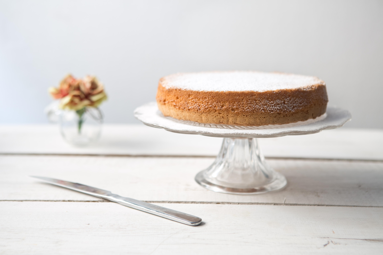 Dairy- and Gluten-Free Lemon Cake Recipe - Great British Chefs