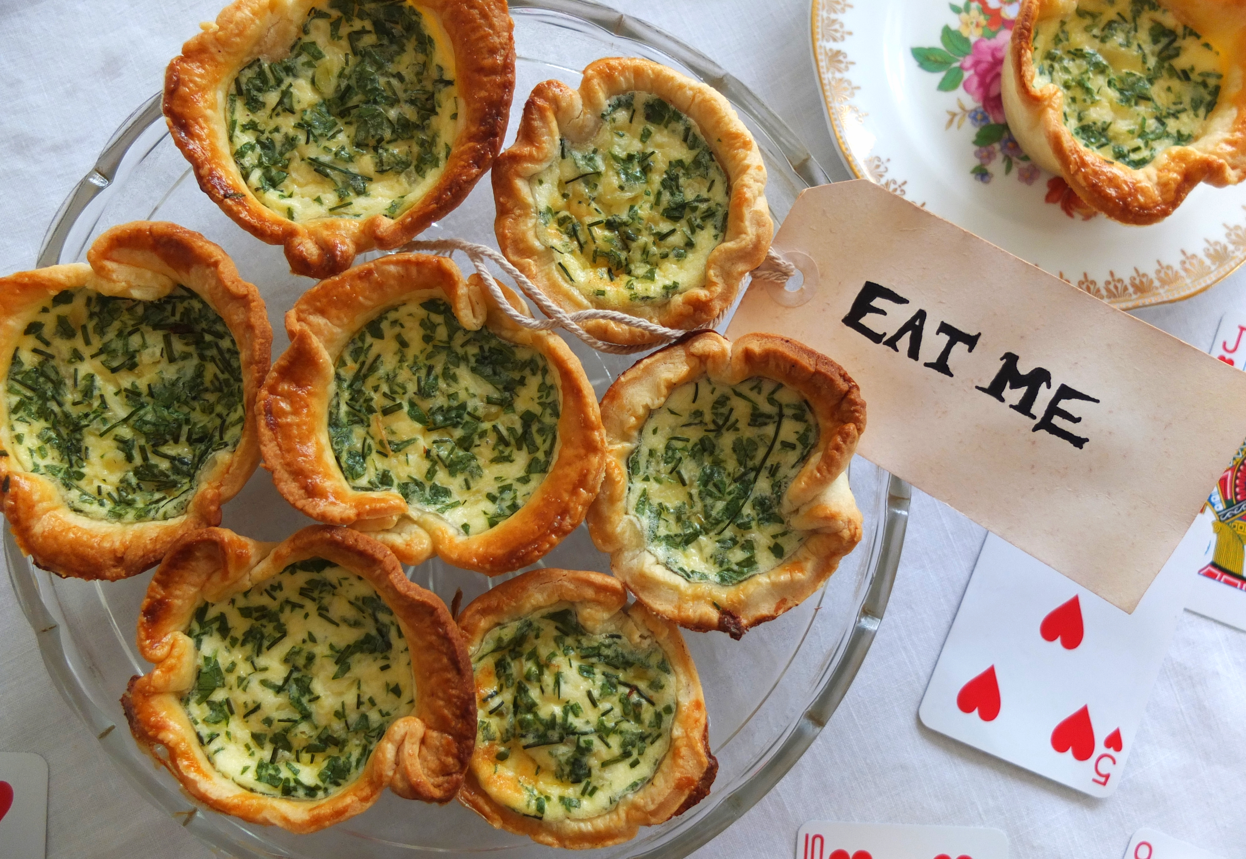 Crab Tart Recipe With Cheddar - Great ...