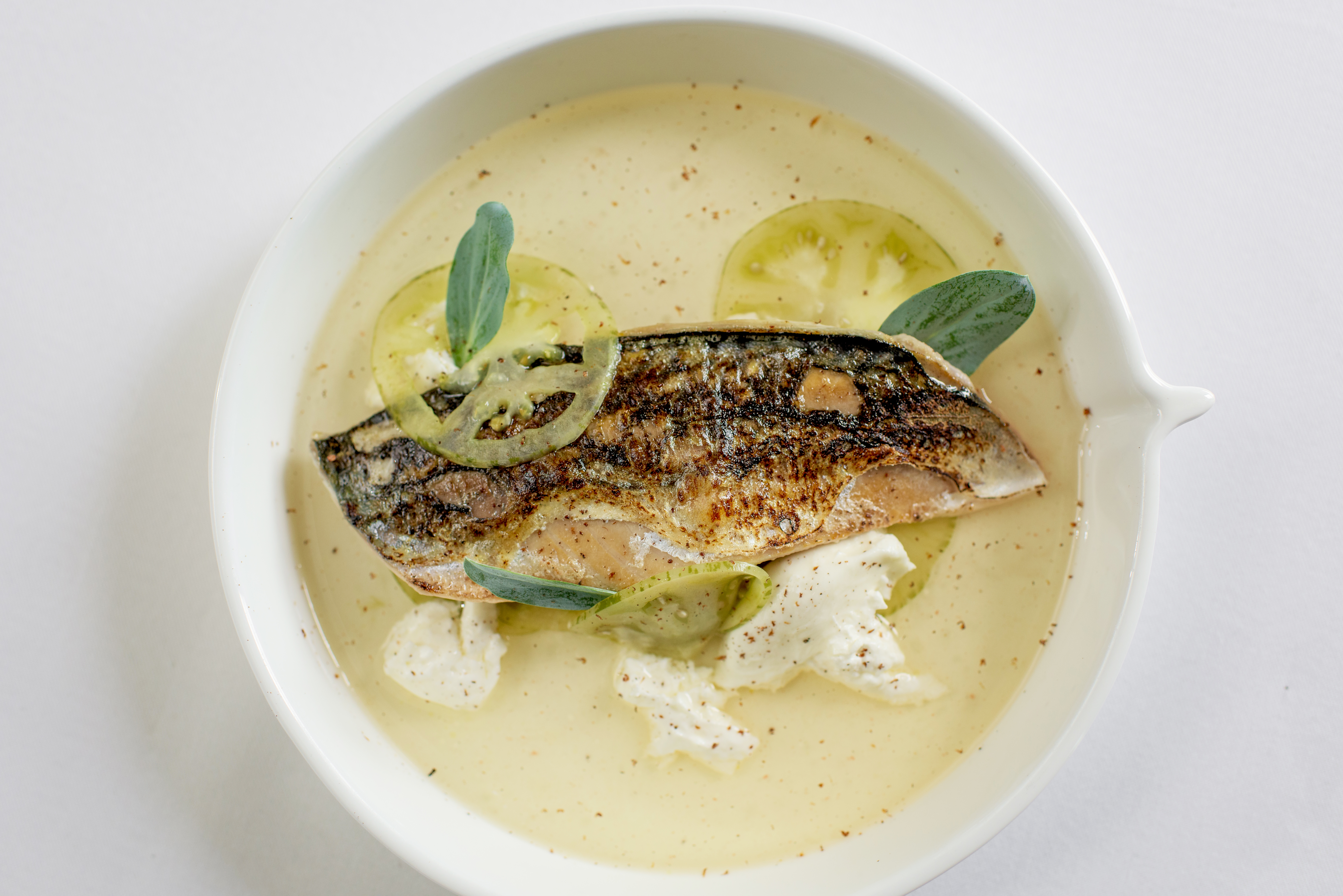 How to pickle mackerel