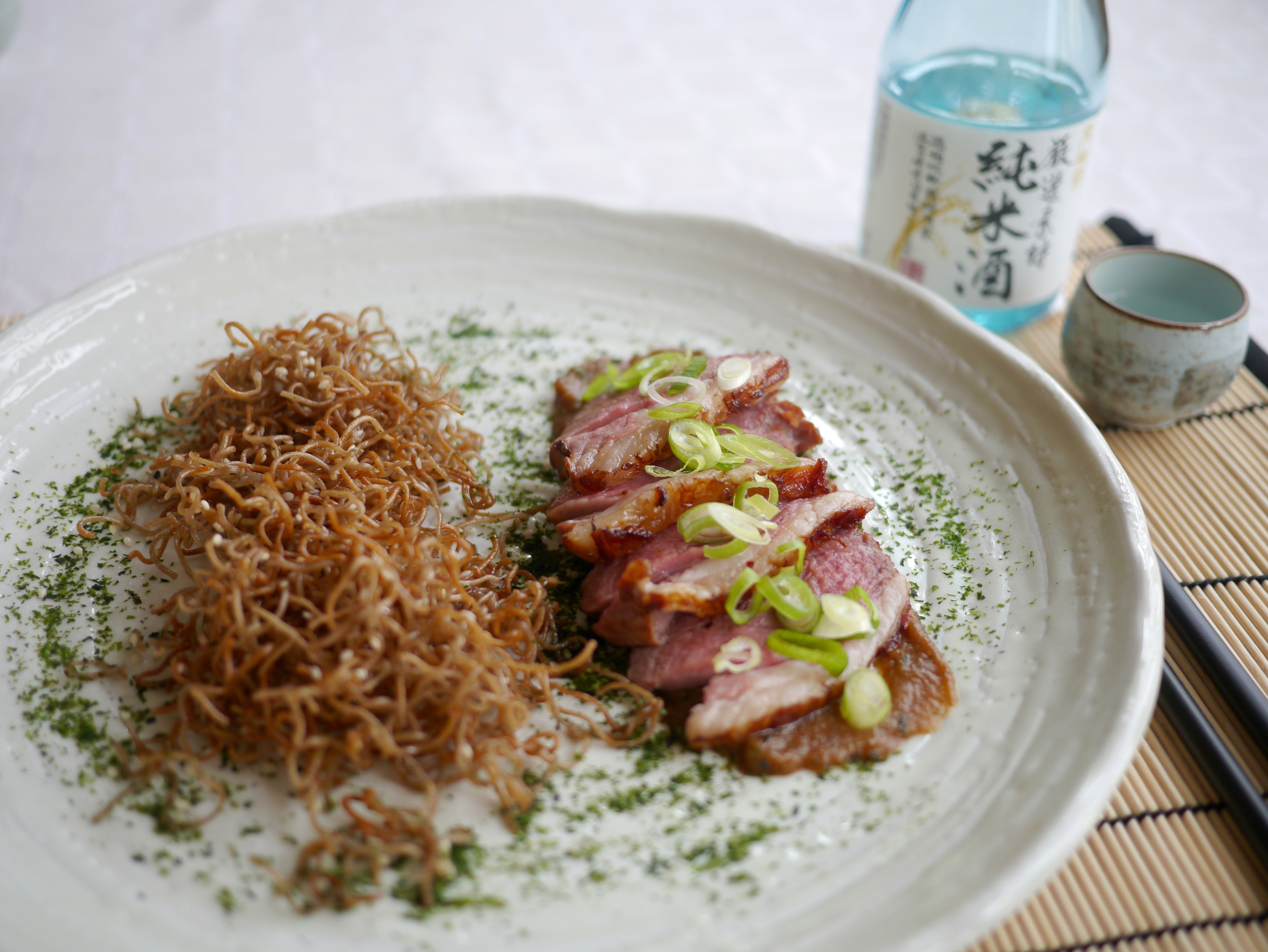 Watch Miso-grilled Cod with Edamame Fried Rice Recipe video