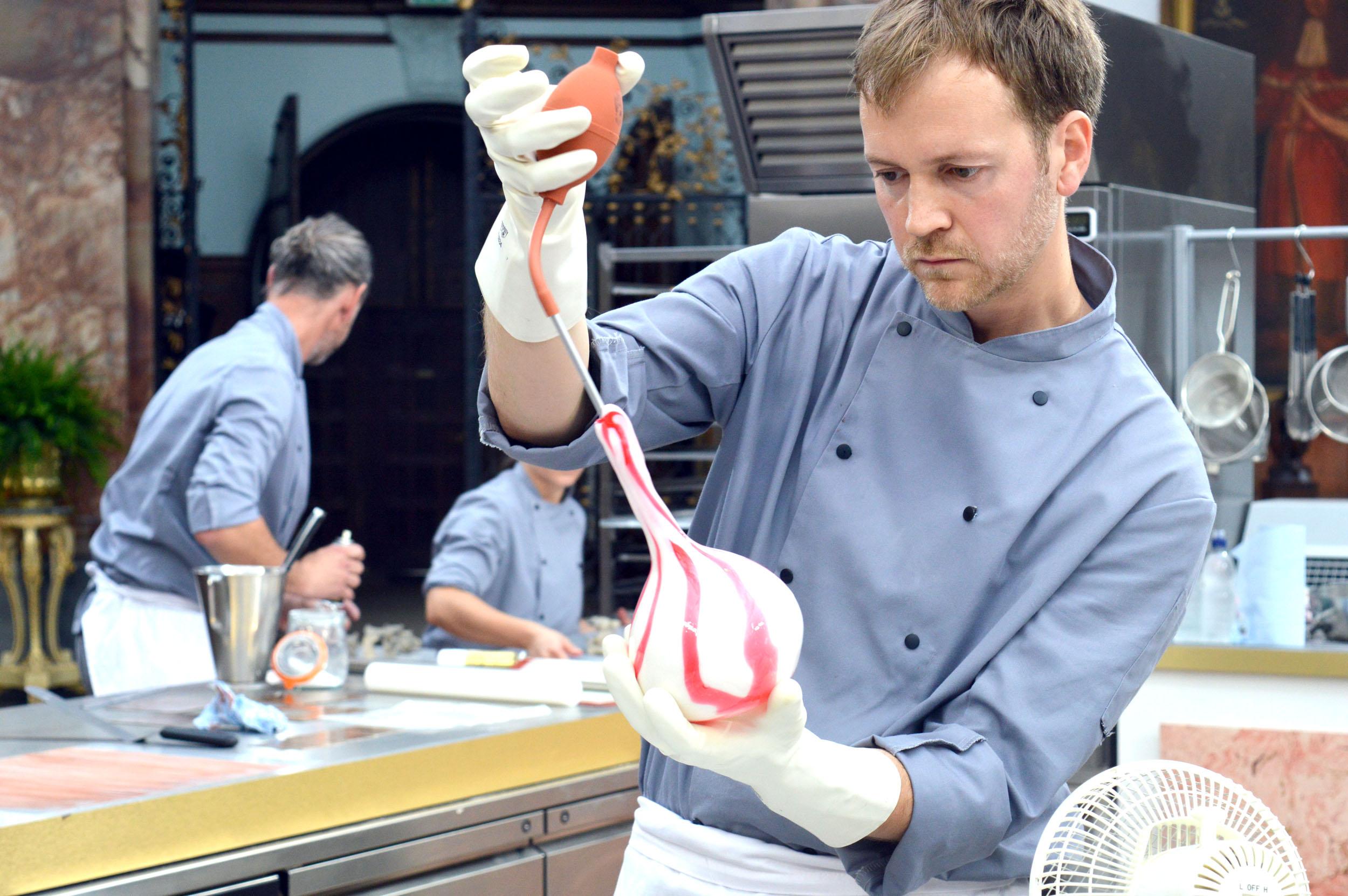 Bake Off: Crème de la Crème – The Final - Great British Chefs