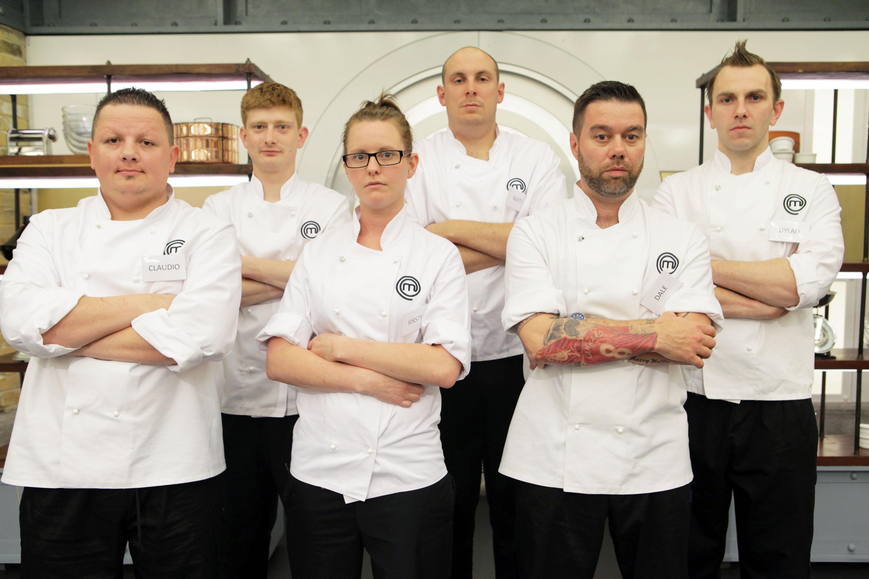 Marcus Wareing Burnt Interview - Great British Chefs