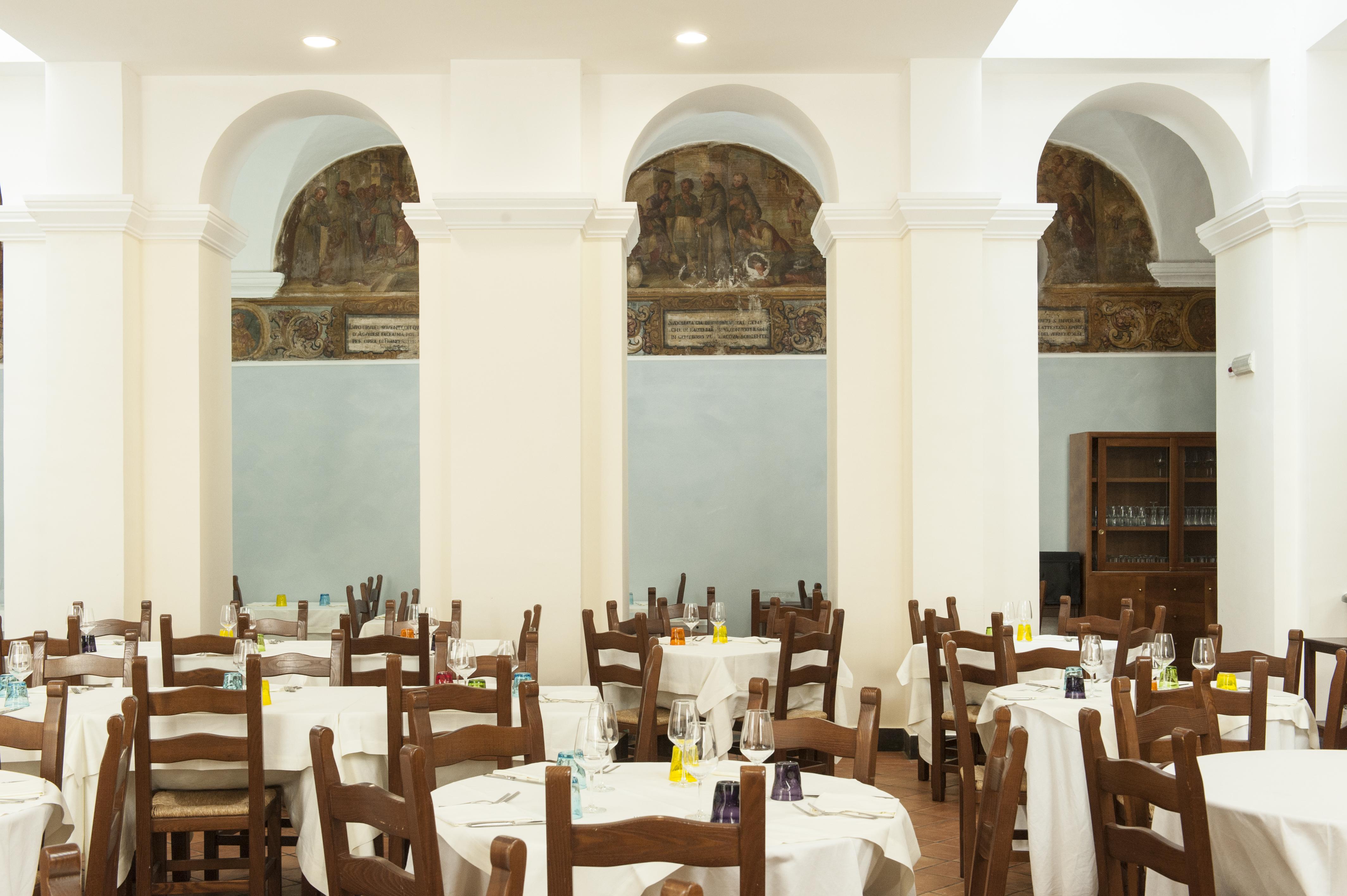 Al Convento Cetara.Al Convento Great Italian Chefs