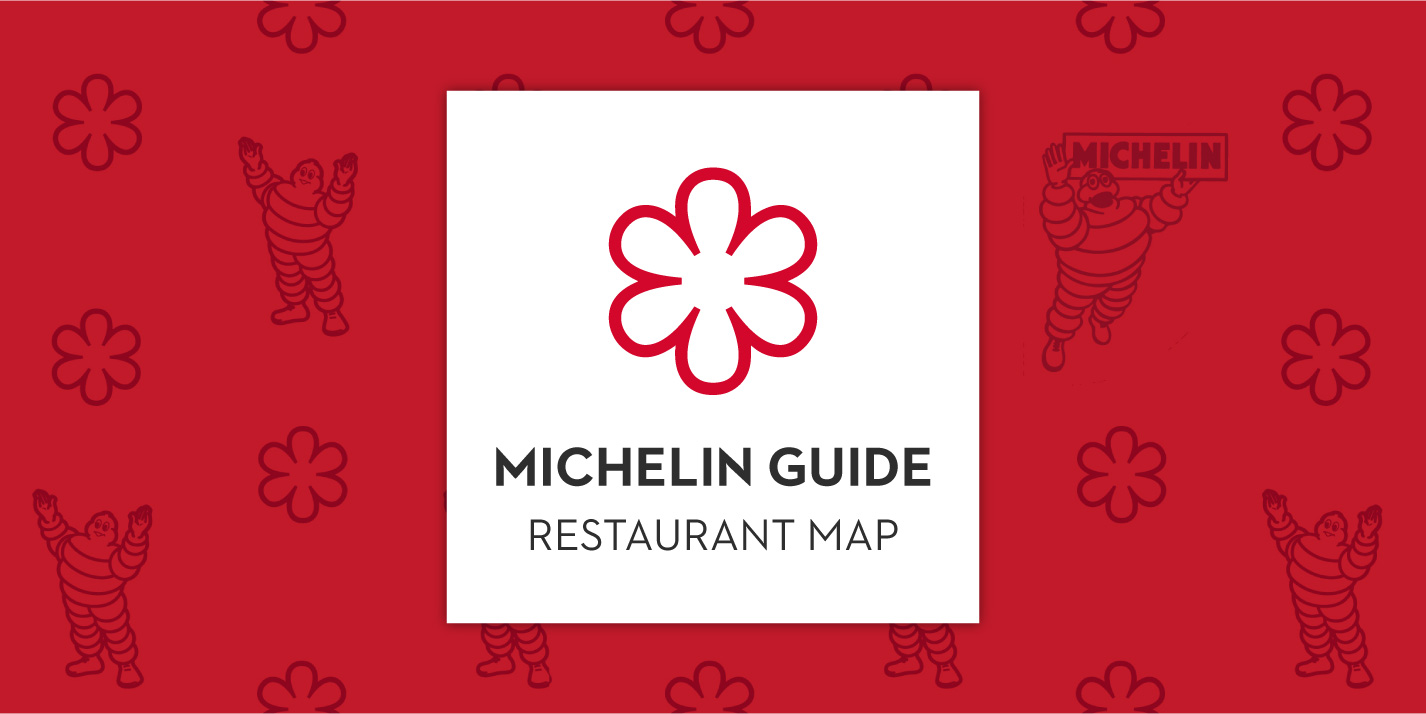 Michelin Starred Restaurants 2020 A Map Guide Great